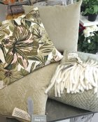 Kudde Quilted Maple Cozy Living - Spring Leaf 50x50